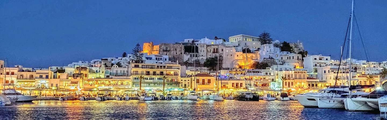 Griechenland Urlaub Naxos